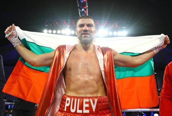 Тервел Пулев е готов за битка №14 (видео)