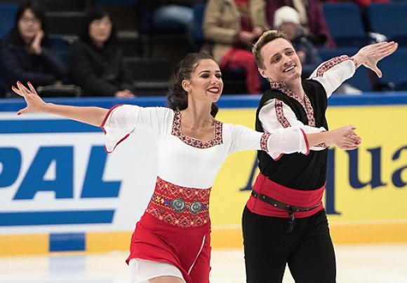 Мина Здравкова и Кристофър Дейвис с прогрес и лични рекорди