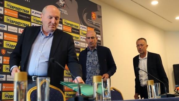 Боби Михайлов официално напусна БФС, от вчера българският футбол има нов президент