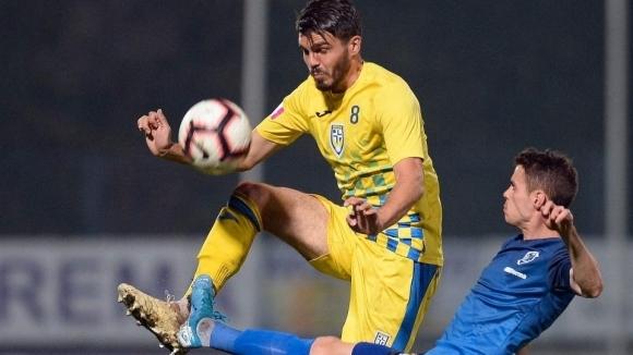 Боби Цонев вкара, но Интер отново загуби