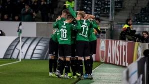 Борусия (М) пак съсече Рома в последните секунди (видео)