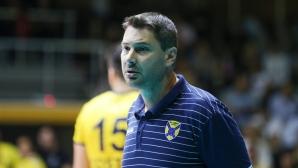 Атанас Петров: След първия гейм се събрахме, успокоихме се и успяхме да спечелим