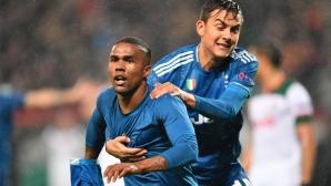 Голът на Дъглас Коста е №1 в Шампионската лига