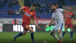ФКСБ с пета поредна победа, Чорбаджийски не игра