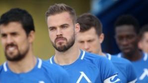 Ейолфсон с повиквателна за националния отбор на Исландия