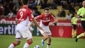 Головин донесе победата на Монако срещу Дижон