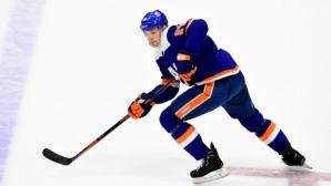 11 от 12 за Айлендърс в НХЛ