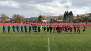 ЦСКА-София (U17) би Левски с гол в добавеното време