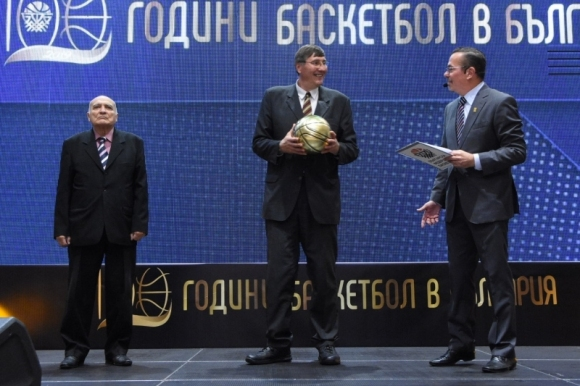 България отбеляза 100 години баскетбол