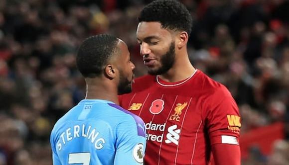 Предотвратиха бой в националния на Англия заради Ливърпул - Ман Сити