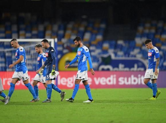 Футболисти на Наполи наеха бодигардове заради гнева на тифозите
