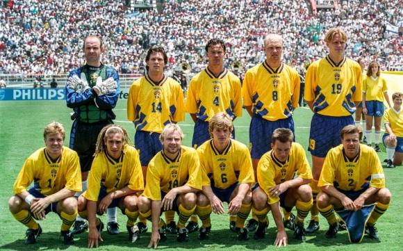 Наш герой от САЩ'94 се срещна с шведски такъв (снимка)