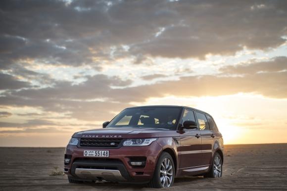 Британски медии обявиха Range Rover Sport за