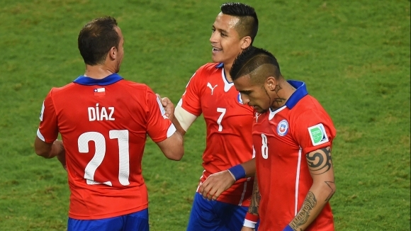 Националите на Чили отказаха да играят контрола с Перу