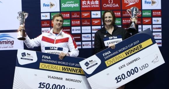 Морозов и Кембъл триумфираха за Световната купа