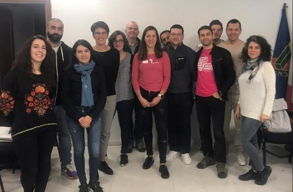 Финална среща по проект EGPIS2 се проведе в Рим