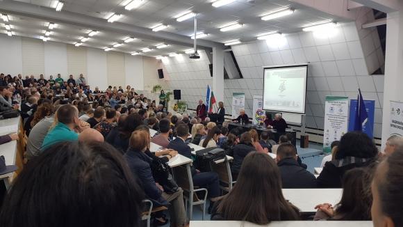 НСА е с огромен принос за утвърждаването на София като европейска столица...