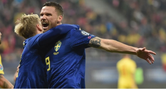 И Швеция е на еврофиналите, Румъния се провали (видео)