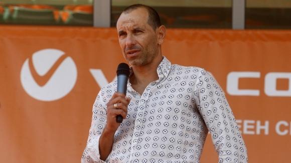 Мартин Петров: Повече се нервирам от футболистите, вкъщи ще строша някоя чаша от яд
