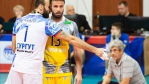 Теодор Салпаров и Розалин Пенчев в Идеалния отбор на 5-ия кръг в Суперлигата на Русия