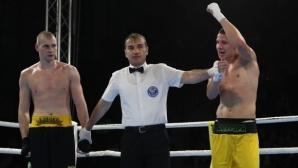 Националната боксова лига efbet излъчи двама шампиони в Ямбол