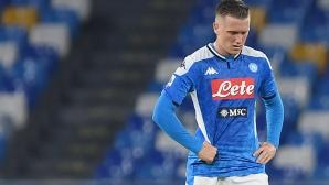 Още един футболист на Наполи проплака от апаши