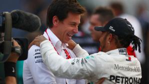 Шефът на Мерцедес пропуска Ф1 кръг за първи път от 2013