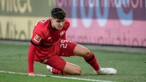 Льов отписа още един за последните два мача