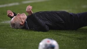 Треньорът на Фрайбург сравни нападателя си с бизон