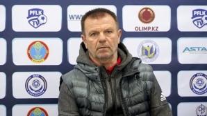 Стойчо Младенов подписа нов договор с Кайсар