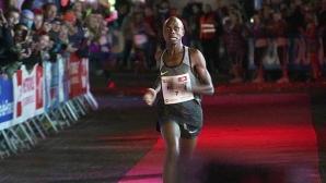 Падна световният рекорд на 5 км на шосе