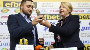 Александър Иванов: Започваме нова 5-годишна стратегия във ВК Хебър (видео)