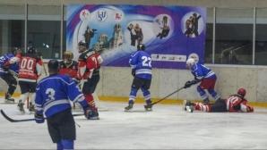 Ирбис-Скейт отново вдигна Купата на България по хокей на лед