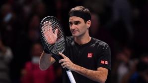 Надеждата остава жива за Федерер