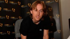 Модрич изпревари Роналдо и Меси за престижна награда