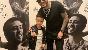 Куарешма записа сина си в Спортинг