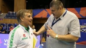 Любо Ганев за Силвано Пранди и националния отбор