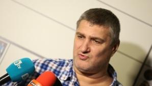 Любо Ганев: Ще се намери зала за ЦСКА
