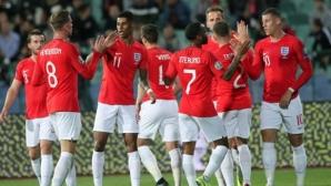 Яя Туре: Щях да се зарадвам, ако Англия беше напуснала терена срещу България