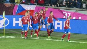 Чехия е на Евро 2020 след обрат срещу Косово (видео)