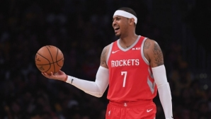 След година чакане: Кармело се завръща в НБА