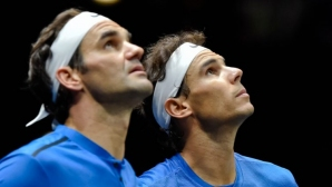 Битката за титлата на ATP Finals пряко по MAX Sport 1 през уикенда