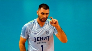 Цветан Соколов и Зенит стартираха с победа на полуфиналния турнир за Купата на Русия (видео + снимки)