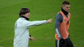 Германия не е фаворит на Евро 2020, убеден е Льов