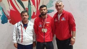 Ново злато за българските щанги: Божидар Андреев с титла на турнира в памет на Наим