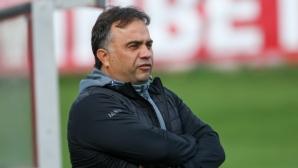 Ники Митов: Когато сме готови, сами ще обявим, че се борим за Първа лига (видео)