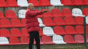 Никола Спасов: Целта ни е да съберем 20 точки преди зимната пауза (видео)