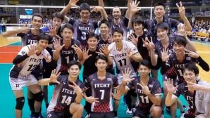 Матей Казийски и ДжейТЕКТ със 7-а поредна победа в Япония (видео + снимки)