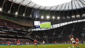 Над 38 000 гледат Тотнъм - Арсенал при жените