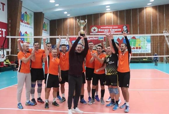 Легендите триумфираха със Суперкупата на Volley Mania